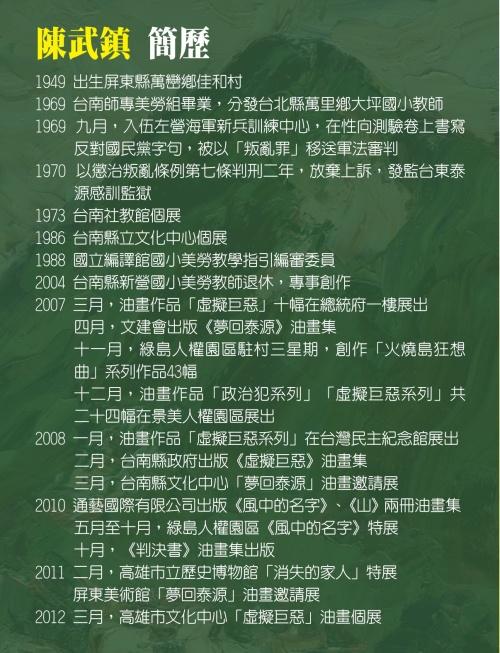陳武鎮邀請卡反2-3